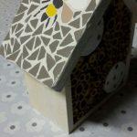 Mozaïek workshop bijenhuis maken
