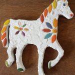 paardje mozaiek